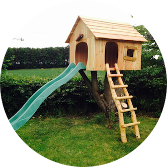 Play structures & Tree Houses