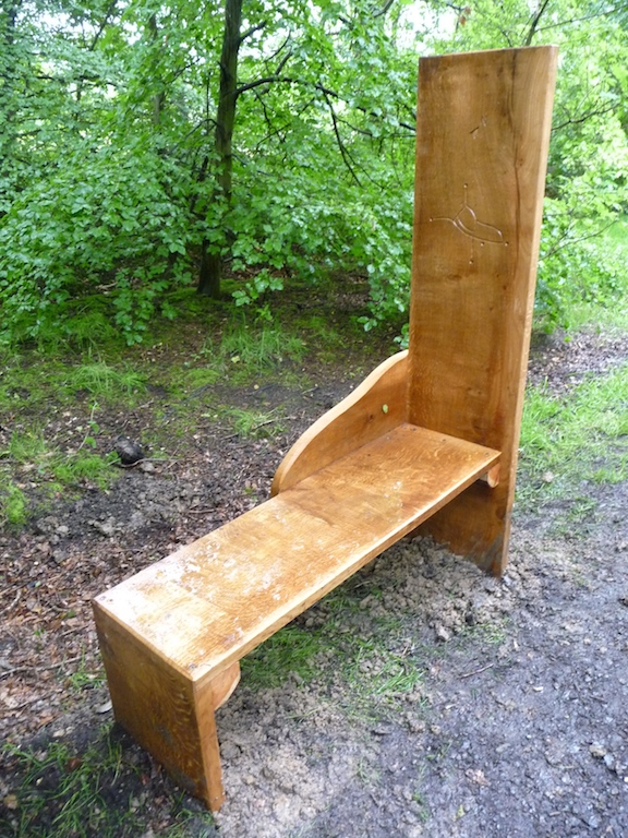 public bench seating area wildchild designs